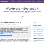 Hướng dẫn cách tích hợp Bootstrap vào WordPress