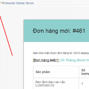 Hướng dẫn đính kèm file sau khi gửi email hóa đơn đặt hàng WooCommerce