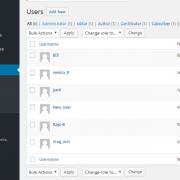 Hướng dẫn cách thêm tài khoản WordPress bằng code