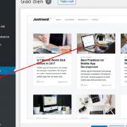 Hướng dẫn cài mới theme WordPress dễ hiểu