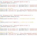 Hướng dẫn cách thêm css và javascript vào theme wordpress