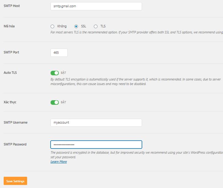 Hướng dẫn tất tần tật về plugin liên hệ Contact Form 7 trong WordPress
