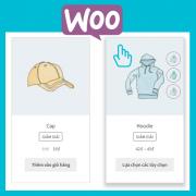 Hover thay đổi hiệu ứng ảnh sản phẩm Woocommerce