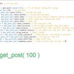 Cách truy xuất dữ liệu của 1 bài viết Post trong WordPress