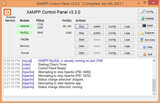 Bài 02 - Hướng dẫn cách tạo tên miền ảo (domain) trên localhost bằng XAMPP