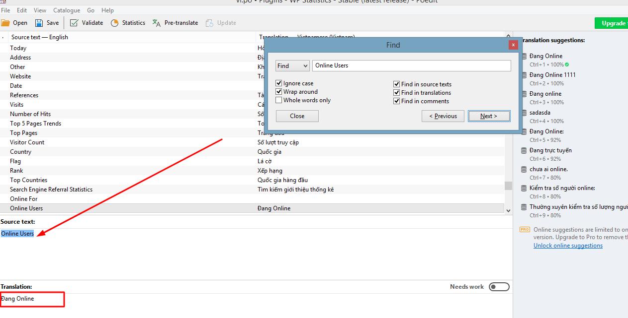 Hướng dẫn cách dịch ngôn ngữ Plugin trong Theme WordPress