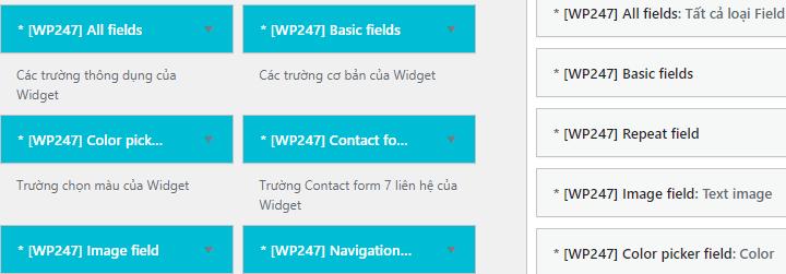 cover Bộ Source Widget WS247, giúp bạn rút ngắn thời gian Thiết Kế Website