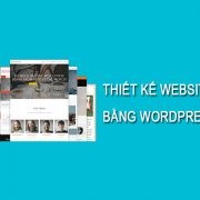 VIDEO cách tạo Website Bằng WordPress Chuẩn SEO Miễn Phí với Widget